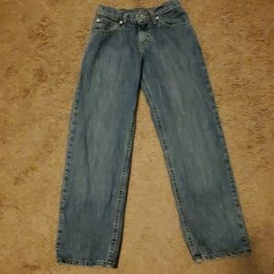 Lee jeans Boys size 12 S